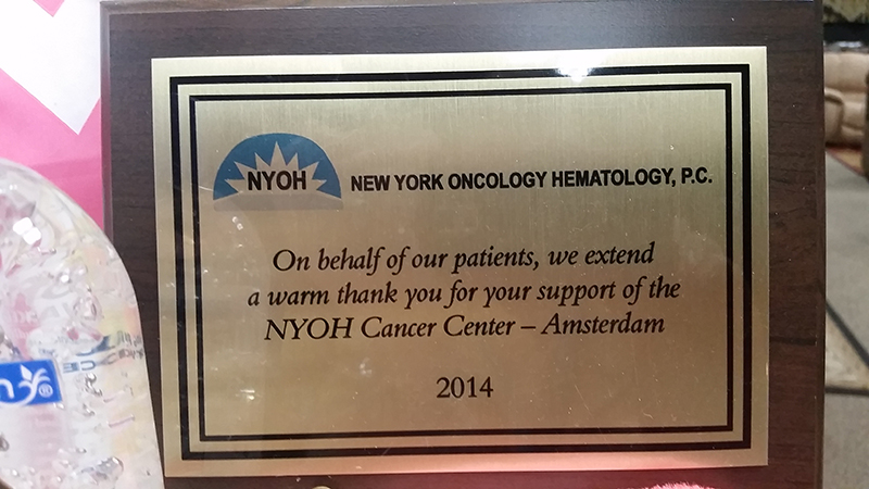 Amy Karas New York Oncology Hematology
